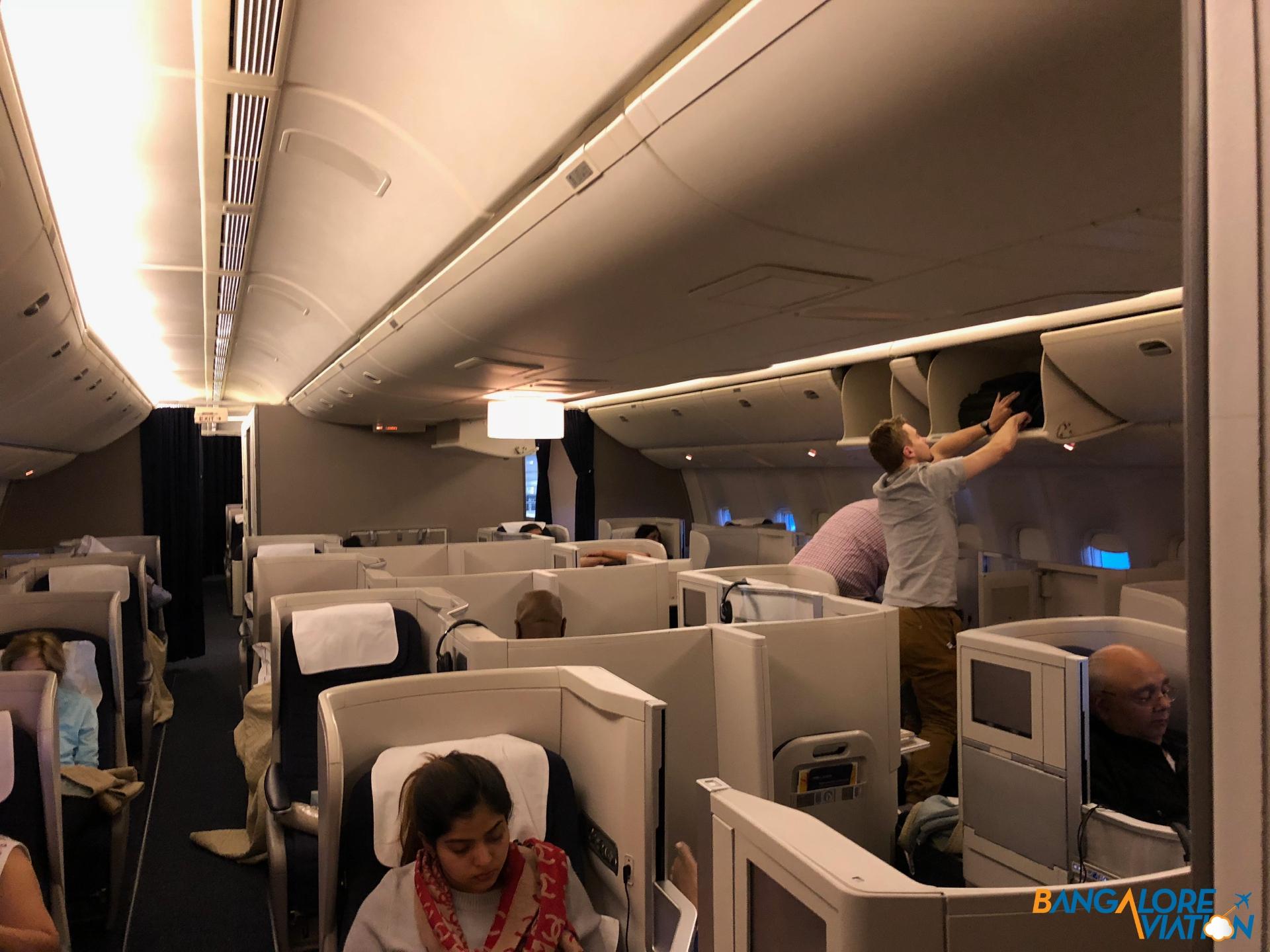 Inflight review: British Airways Boeing 777-200: Club World
