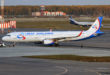 Ural Airlines Airbus A321 VP-BSW.
