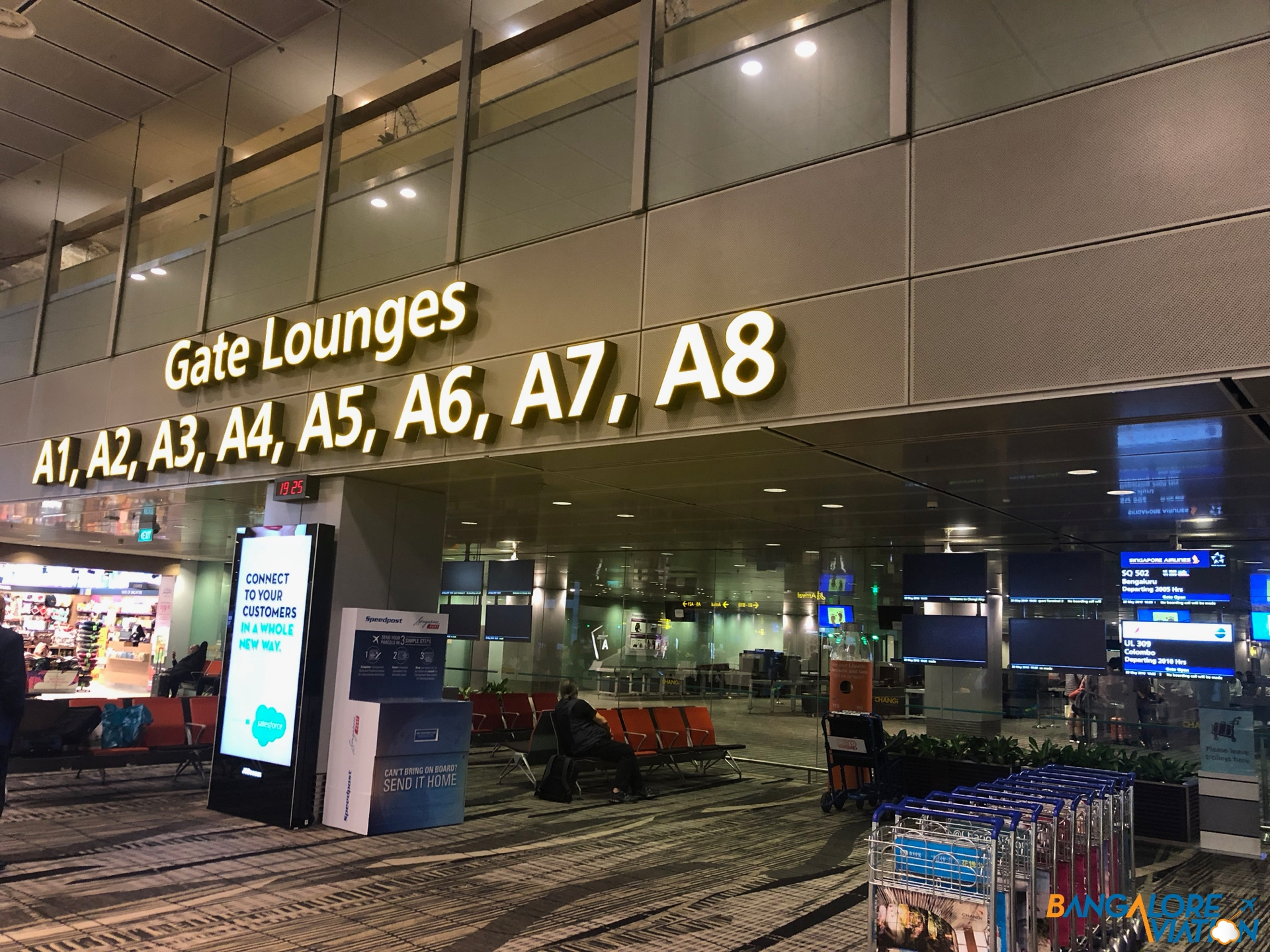 Inflight review: Singapore Airlines Business Class: Airbus ...