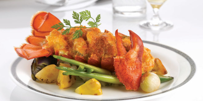 Singapore Airlines Book The Book Lobster Thermidor ex-Mumbai and Delhi flights