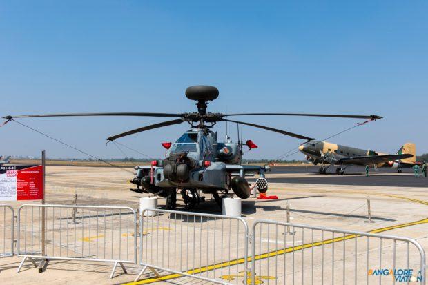 Indian Air Force Boeing AH-64E Apache
